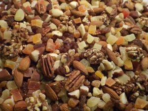 Tidymix Mixed Fruit and Nut Treat - Human Grade 250g