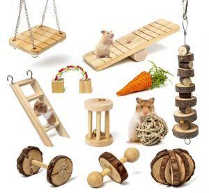 Hamster/Small Animal Value Set 11
