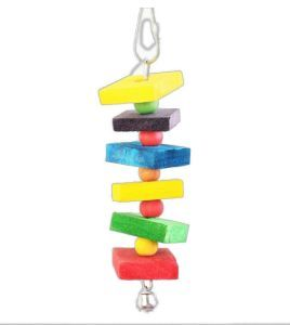 Beaky Blocks - Wood Chew Toy