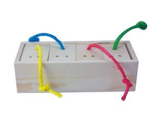 Puzzle Drawers  Puzzle Foraging Toy
