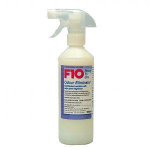 F10 Odour Eliminator Animal Safe Air Freshener 500ml