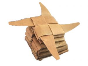 Pandan Pyramid Chew Toy