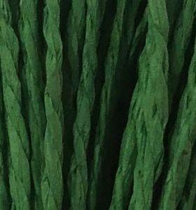 Braided Paper Rope Darker Green