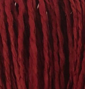 Braided Paper Rope Red