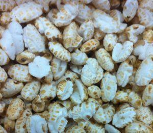 Organic Puffed Brown Rice Treat 100g