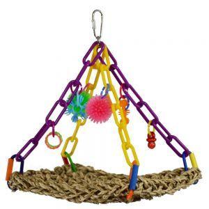 Flying Trapeze Mini Swinging Climbing Toy