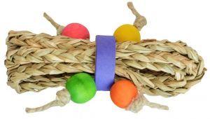Mini Seagrass Tumble -Chew Toy