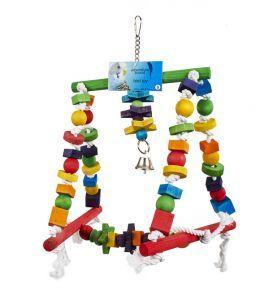 Starship Wooden Climbing Toy