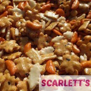 Tidymix Rice & Sesame Crunch Treat - 250g
