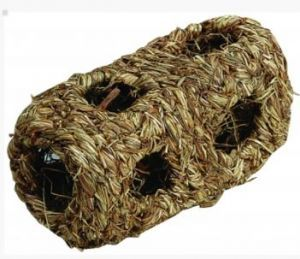 Tubular Double Hay Nest