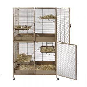 LittleZoo Venturer Rat, Chinchilla Degu Cage