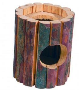 Wooden Turret Hideout Medium