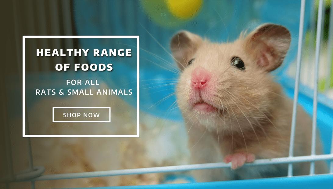 Healthy Range of Foods