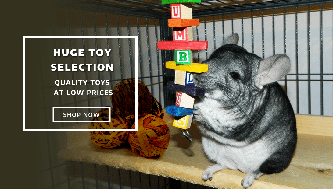 Huge Toy Selection
